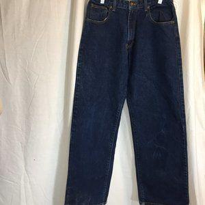 Bullhead Jeans Mens Straight Leg PIPES II 30x32